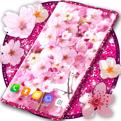 Download Sakura Parallax Live Wallpaper 3d Blossoms Apk 6 2 0 Android For Free Sakura Cherry Blossom Lwp