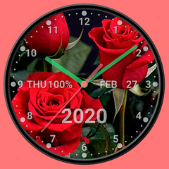 Download Photo Analog Clock Live Wallpaper 7 Apk 4 11 Android For